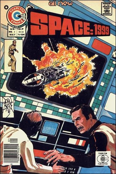 Space: 1999 (1975/11) 4-A by Charlton