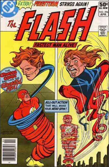 Flash (1959) 296-A by DC
