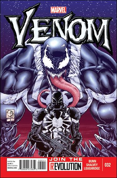 Venom (2011) 32-A by Marvel