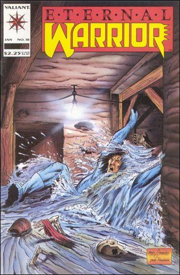 Eternal Warrior (1992) 18-A by Valiant