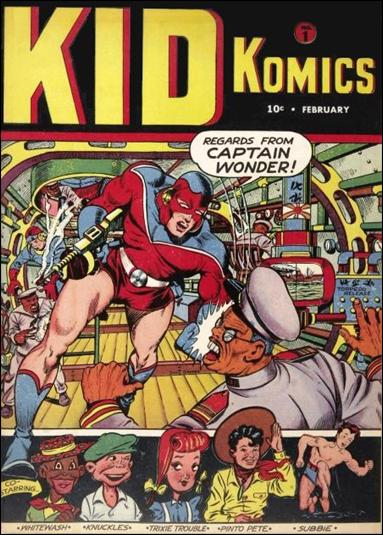 Kid Komics 1-A by Marvel