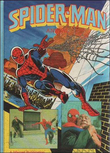 Spider-Man Annual (UK) 1983-A by Marvel UK