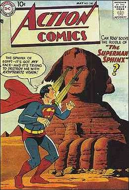 Action Comics (1938) 240-A by DC