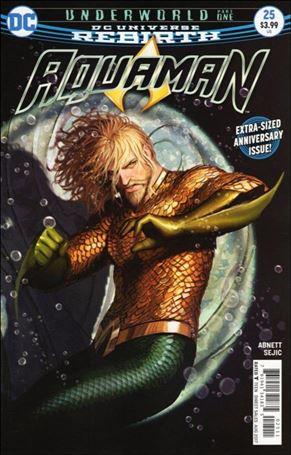 Aquaman (2016) 25-A
