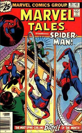 Marvel Tales (1966) 70-A by Marvel