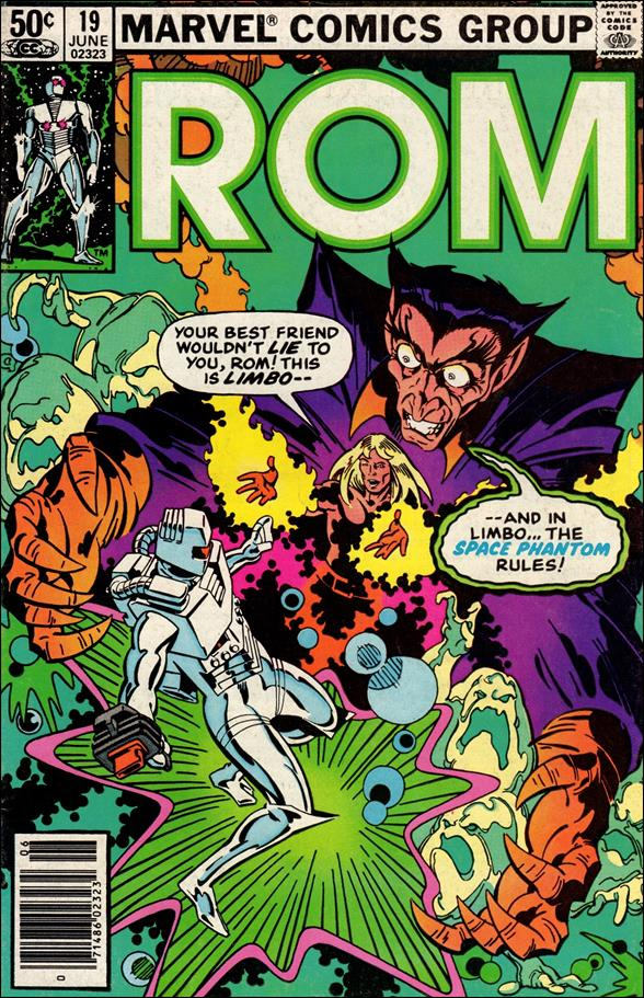 ROM (1979) 19-A by Marvel