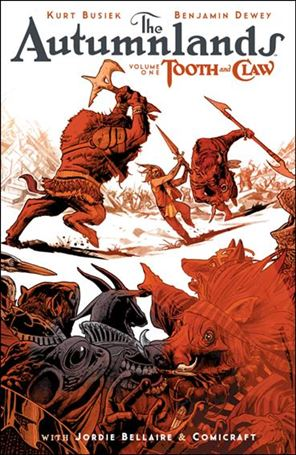Autumnlands: Tooth & Claw  1-A