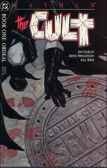 Batman: The Cult 1-A by DC