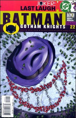 Batman: Gotham Knights 22-A