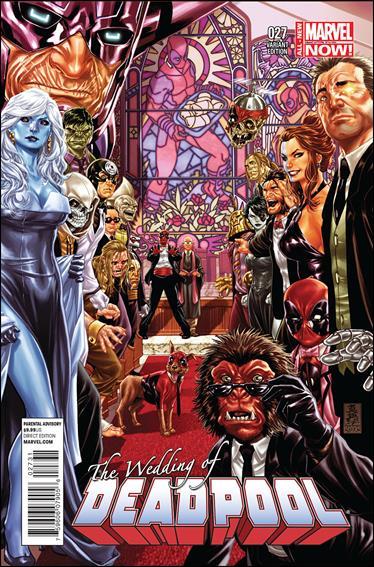 Deadpool (2013) 27-B by Marvel
