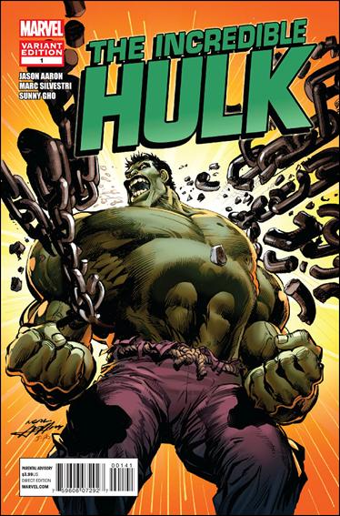 Incredible Hulk (2011)  1-C by Marvel