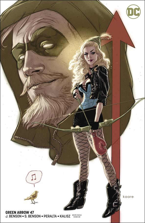 Green Arrow (2016) 47-B by DC