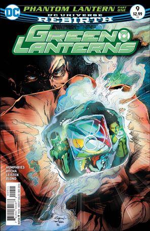 Green Lanterns 9-A
