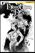 Blood Queen vs Dracula 1-G