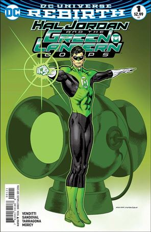 Hal Jordan and the Green Lantern Corps 1-B