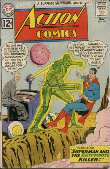 Action Comics (1938) 294-A by DC