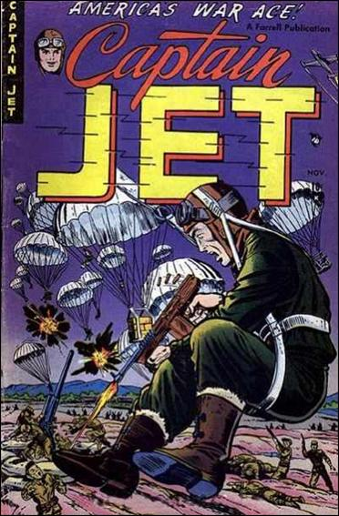Captain Jet 4-A by Farrell