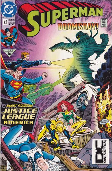 Superman (1987) 74-D by DC