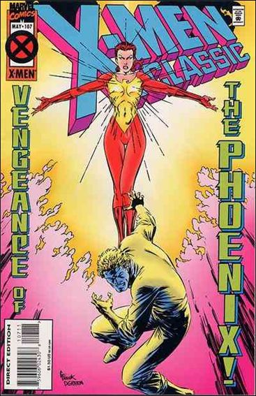 X-Men Classic 107-A by Marvel