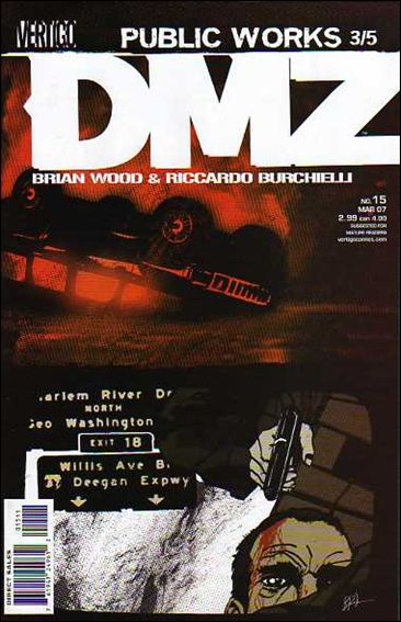 DMZ 15-A by Vertigo
