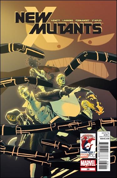 New Mutants (2009) 39-A by Marvel