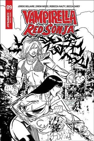 Vampirella / Red Sonja 9-K