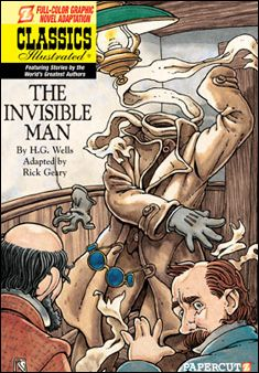 Classics Illustrated Graphic Novel 2-A by Papercutz