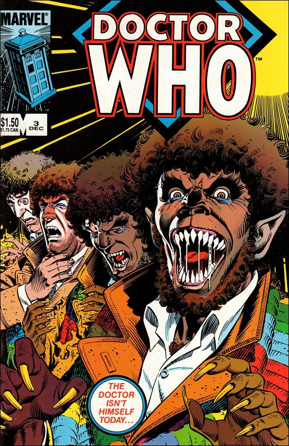 Doctor Who (1984) 3-A by Marvel