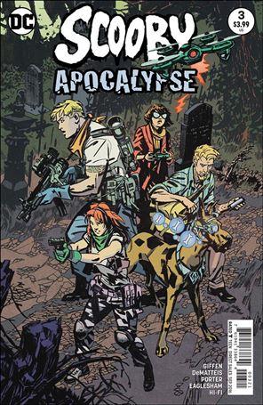 Scooby Apocalypse 3-B