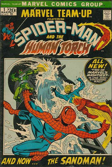 Marvel Team-Up (1972) 1-A by Marvel