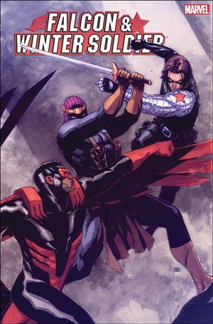 Falcon & Winter Soldier 5-B