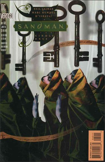 Sandman (1989) 60-A by Vertigo