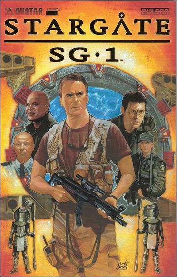 Stargate SG-1 Convention Special 1-D by Avatar Press