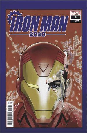 Iron Man 2020 (2020) 5-D