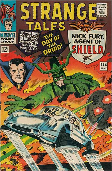 Strange Tales (1951) 144-A by Marvel