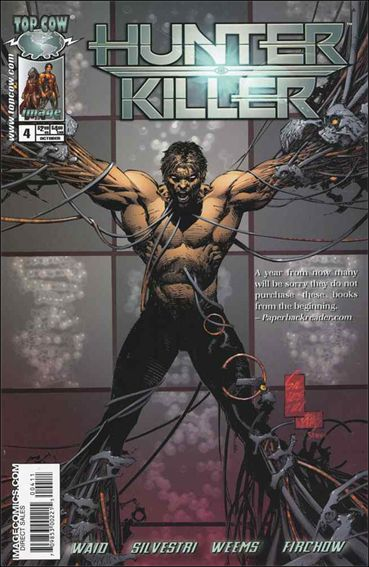 Hunter-Killer 4-A by Top Cow
