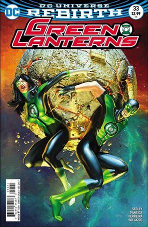 Green Lanterns 33-B