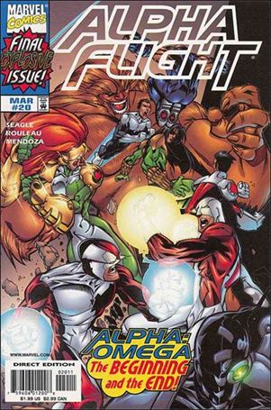 Alpha Flight (1997) 20-A