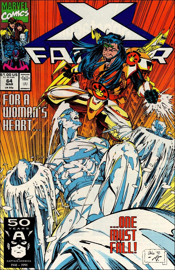 X-Factor (1986) 64-A by Marvel