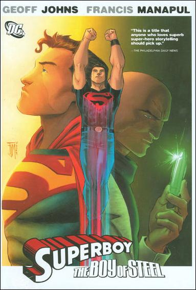 Superboy: The Boy of Steel nn-A by DC