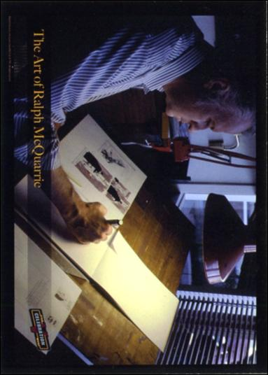Art of Ralph McQuarrie (Promo) 9-A by Lucasfilm Ltd.