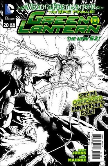 Green Lantern (2011) 20-D by DC