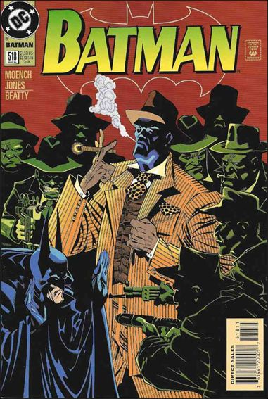 Batman (1940) 518-A by DC
