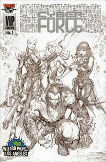 Cyberforce (2006) 1-E by Top Cow
