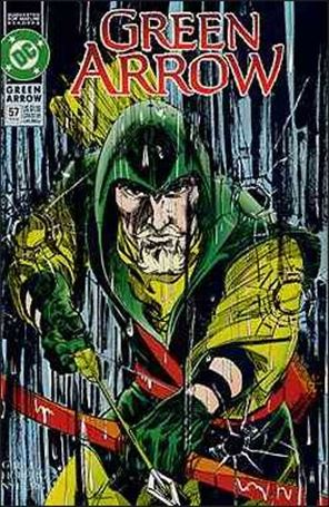 Green Arrow (1988) 57-A