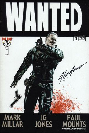 Wanted (2003) 1-K by Top Cow