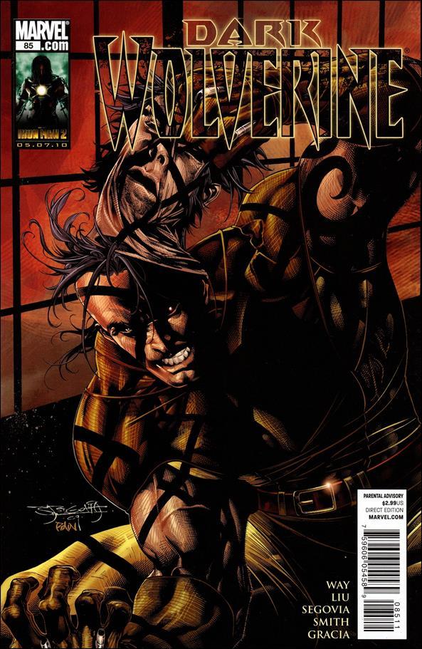 Dark Wolverine 85-A by Marvel