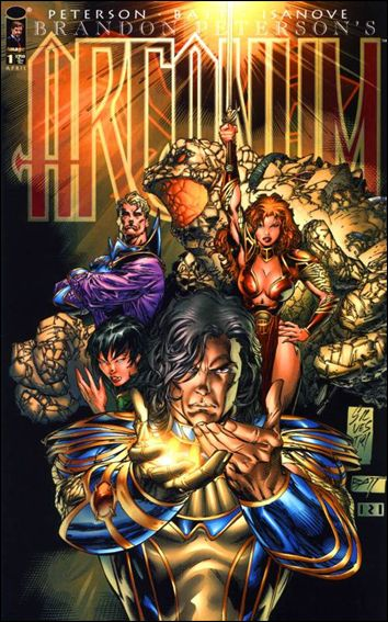 Arcanum 1-A by Top Cow
