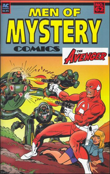 Men of Mystery 62-A by AC