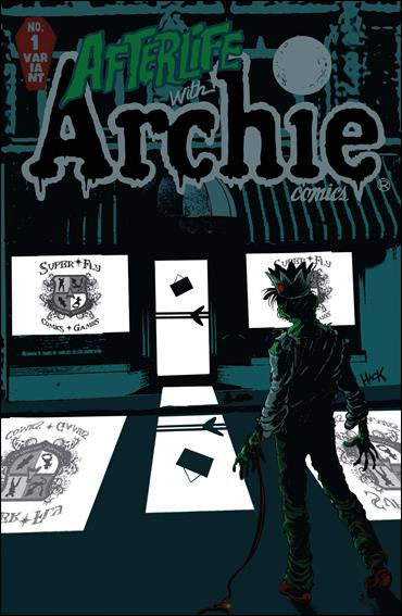 Afterlife with Archie 1-FV by Archie